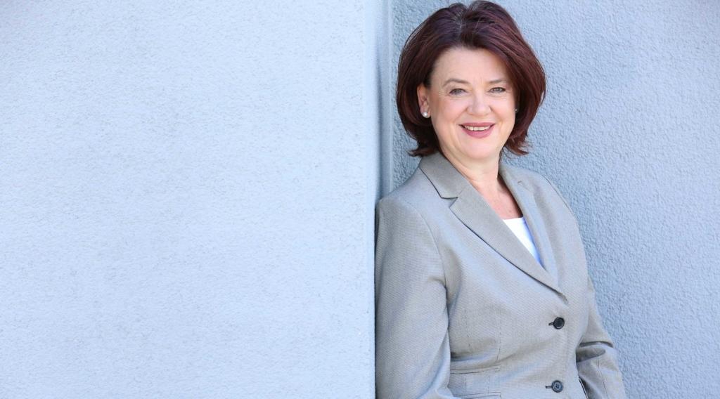 Portrait von Frau Anja Deilmann - Business Coach in Köln