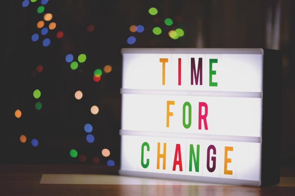 Veränderung als Chance