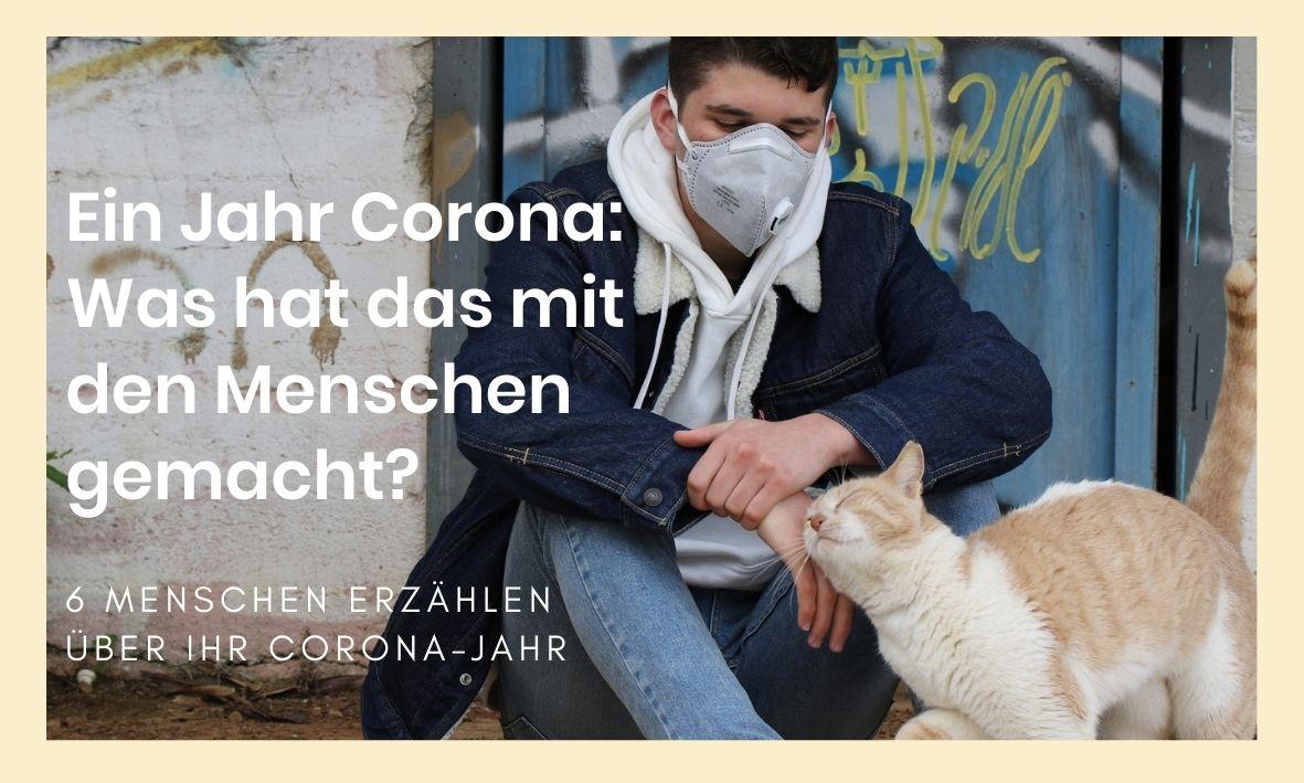 Was macht Corona mit uns?