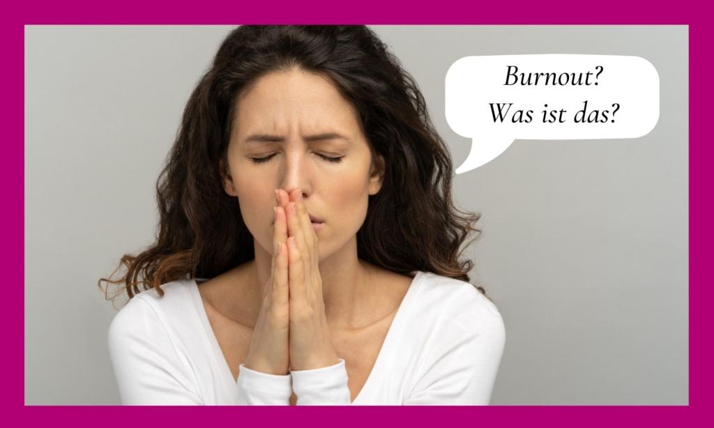 Wie beuge ich einem Burnout vor